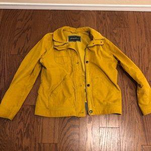 Eddie Bauer large corduroy jacket